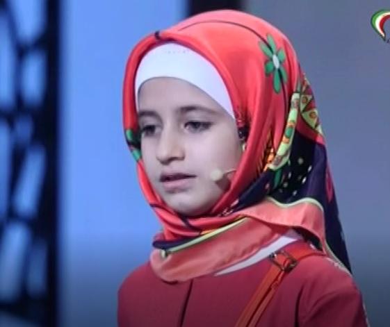 نمایش بسیار زیبای آدرینا توشه دختر بازیگر 9 ساله  تاتر در قسمت سیزدهم برنامه عصر جدید 6 فروردین