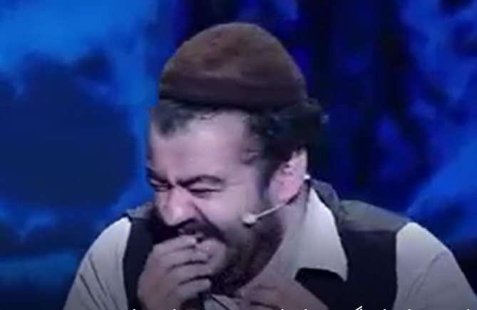 بازیگری محمد فرحبخش در قسمت هیجدهم برنامه عصر جدید 12 فروردین نظر داوران را جلب نکرد