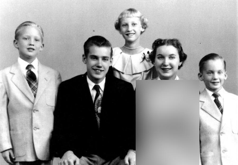 اسراری از زندگی خواهر و برادرهای ترامپ