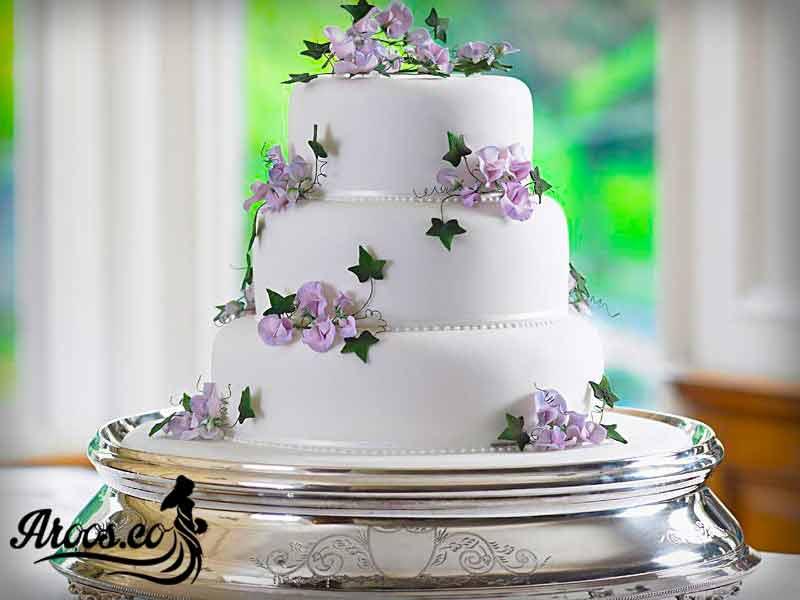 نمونههایی از زیباترین کیکهای عروسی