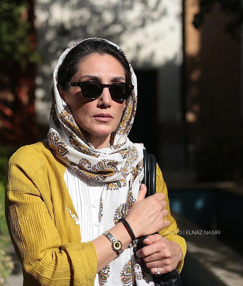 هدیه تهرانی؛ سلبریتی بیادعا اما یاریگر