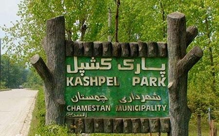 پارک جنگلی کشپل؛ یکی از بهترین مکانهای تفریحی شهرستان نور + آدرس