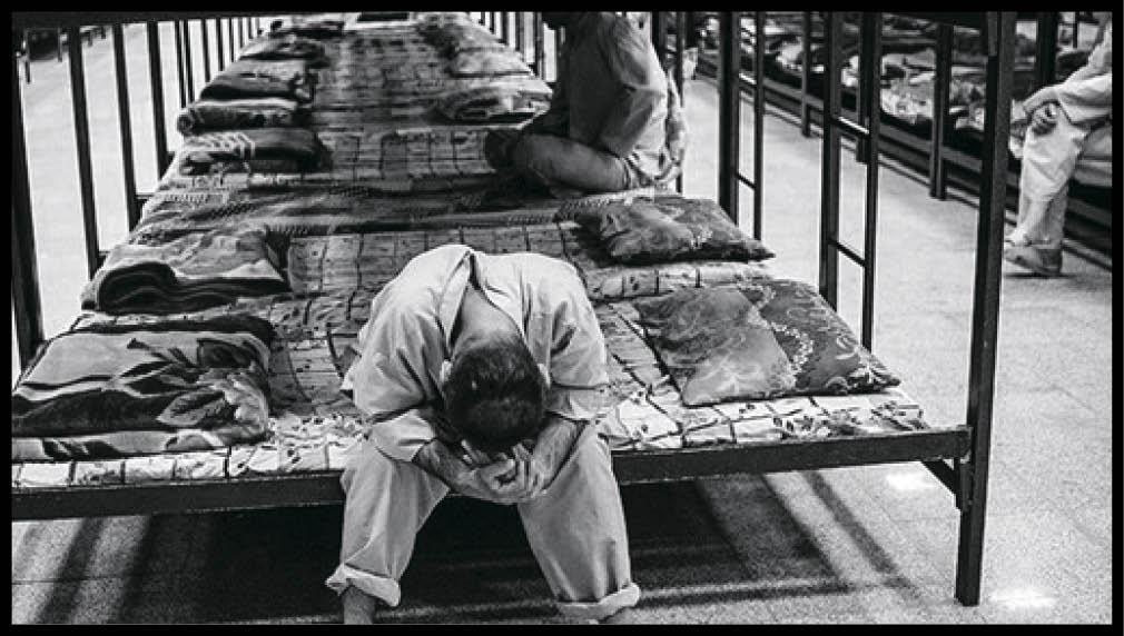 ماجرای مردی که راه ناکجاآباد را در پیش گرفت