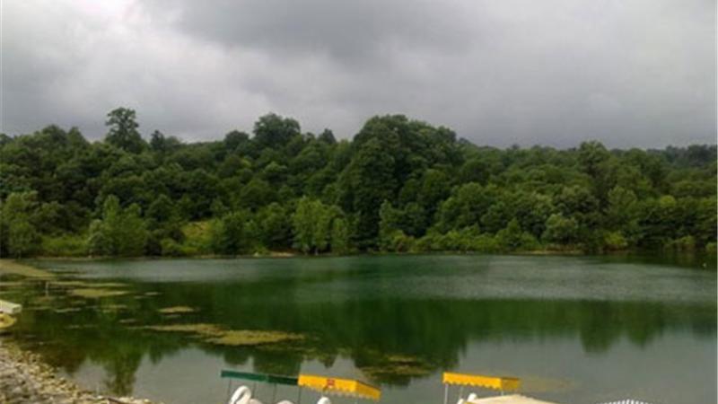 چرا و چگونه به دریاچه الیمالات در شهرستان نور سفر کنیم؟ + آدرس
