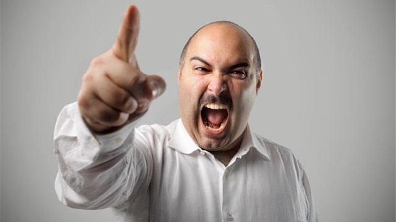 10 راهكار سریع برای كنترل خشم