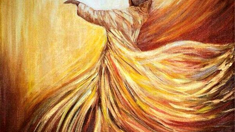 غزلی از دیوان شمس/ ای عاشقان ای عاشقان هنگام کوچ است از جهان