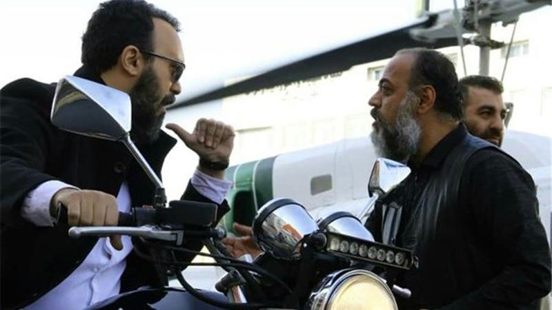 کارگردان سریال گاندو: ماموران امنیتی در آخر سریال به شخصیتی به نام هاشمیان میرسند