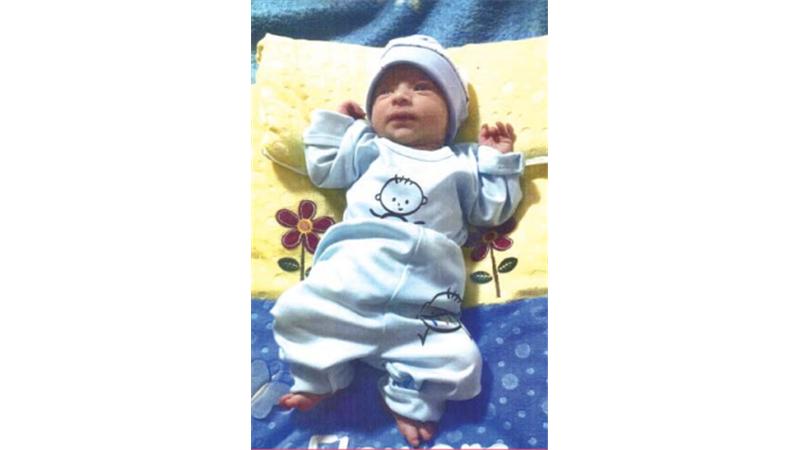 ربودن مرموز نوزاد از بیمارستان