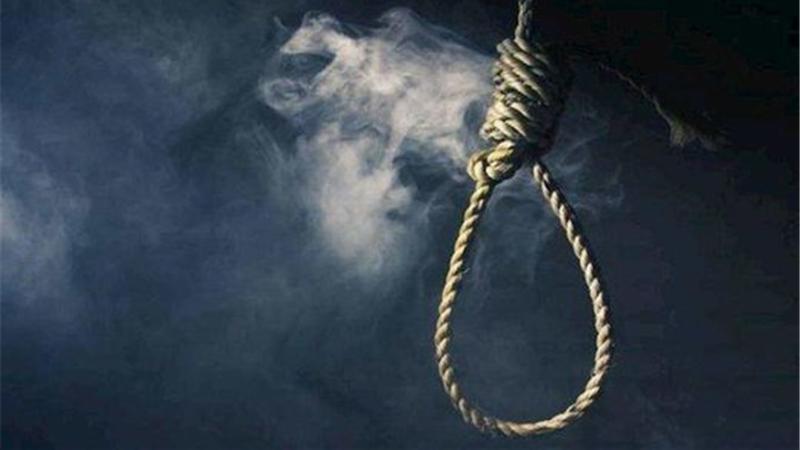 زن جنایتکار به دار مجازات آویخته شد