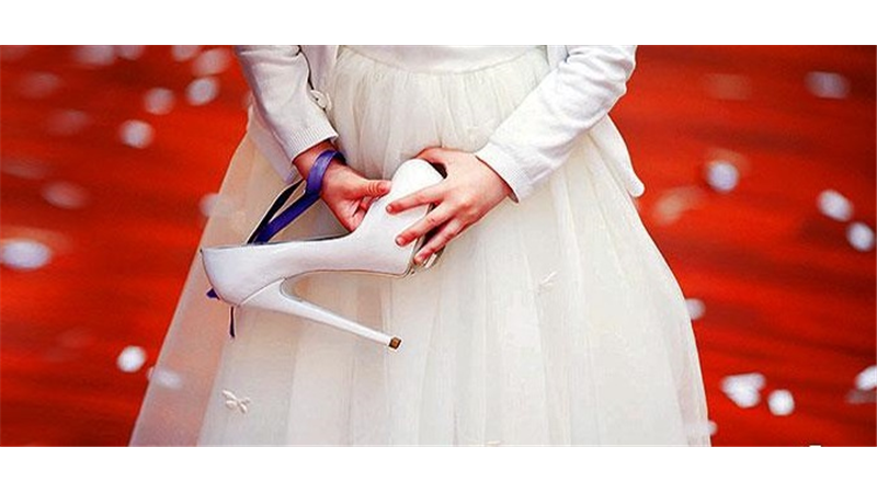 مهتاب 13 ساله در آستانه ازدواج با مردی 30 ساله بهخاطر 20 میلیون تومان