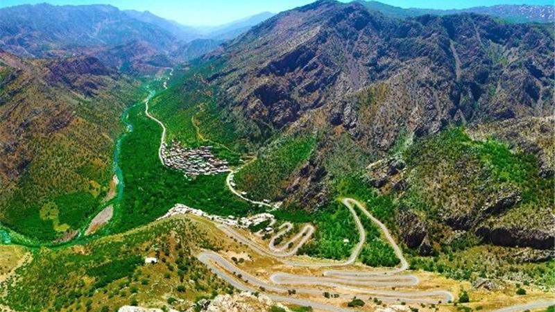معرفی کامل مکانهای دیدنی و گردشگری استان کردستان