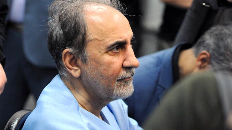 محمدعلی نجفی به زندان بازگشت