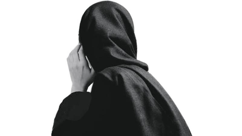 سوءتغذیه زن بهخاطر خساست شوهر