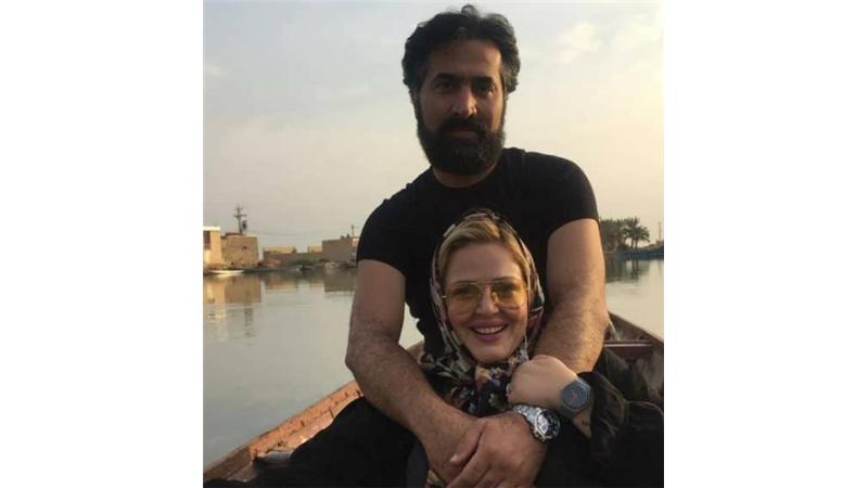 عکسهای  بهاره رهنما در کنار شوهرش