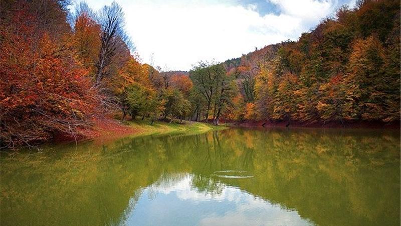 دریاچه چورت کجا است و چگونه باید برویم