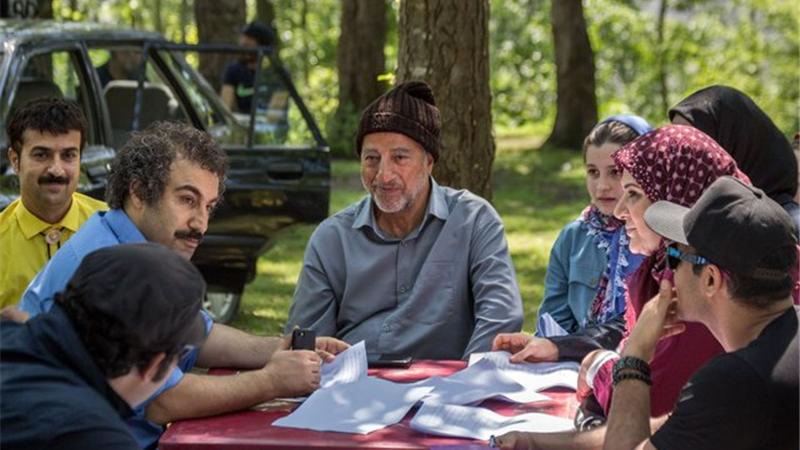 علیرضا خمسه درباره مرگ و حذف شخصیت بابا پنجعلی از سریال پایتخت چه گفت