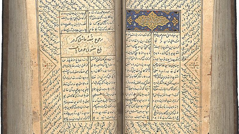 غزلی از دیوان شمس/ رو چشم جان را برگشا در بیدلان اندرنگر