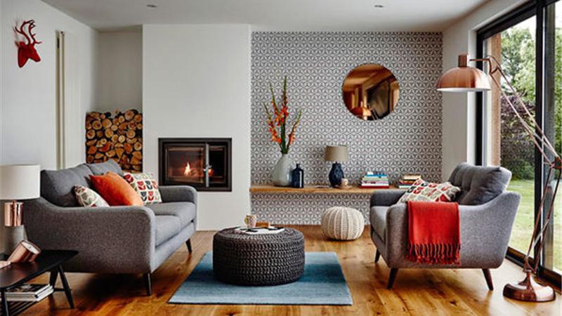 چگونه شیکترین و مدرنترین دکوراسیون را برای اتاق پذیرایی خانه داشته باشیم