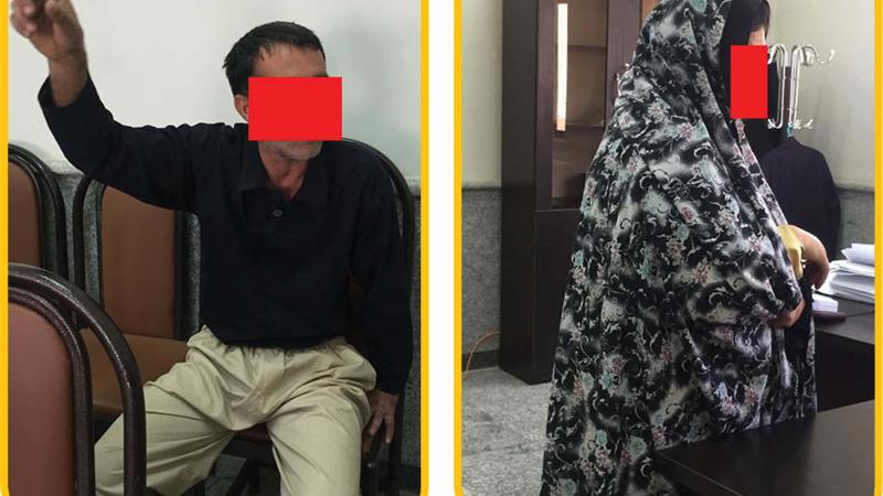 20 سال زندان ، نتیجه شگرد کثیف زوج خلافکار علیه پولدارها