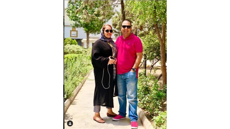 یکی از دلایل افتخار علی اوجی به همسرش نرگس محمدی