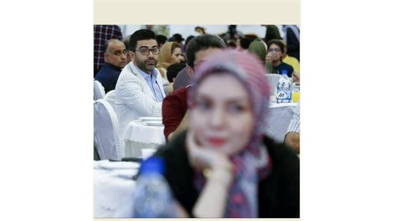 آزاده نامداری و فرزاد حسنی مدتها بعد از طلاق در یک قاب قرار گرفتند