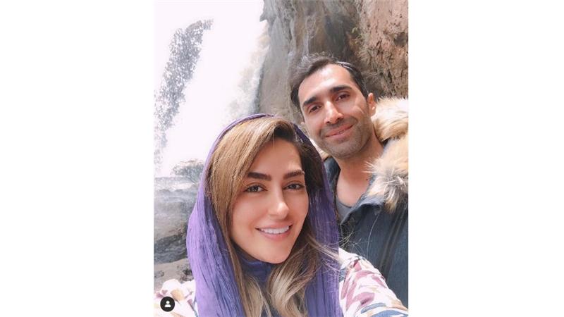آلبوم عکس / سمانه پاکدل و هادی کاظمی؛ زوج سلبریتی همیشه در سفر