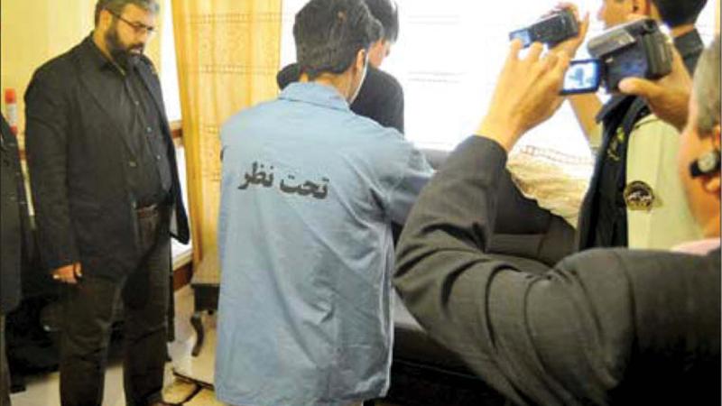 اعدام عامل قتل در خانه مجردی