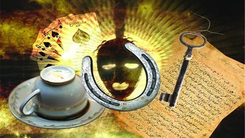 نسخه سیاه رمالان برای بخت گشایی