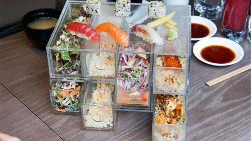 گزارش تصویری/ عجیبترین غذاهای جهان