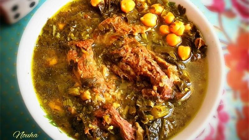 آشپزی/ دستور پخت هالاو ،غذای محلی سنندج