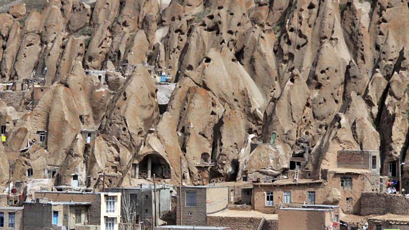 چرا و چگونه به روستای کندوان برویم + راهنمای سفر