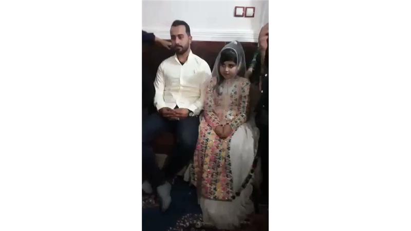 عقد دختر ۱۰ ساله با پسر ۲۲ ساله باطل شد