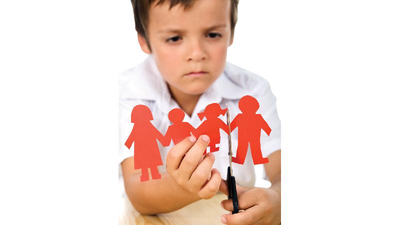 چگونه طلاقمان را به فرزندمان توضیح دهیم
