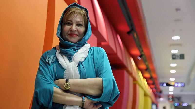 زندگی شخصی اکرم محمدی ، خانم بزرگ سریال ستایش