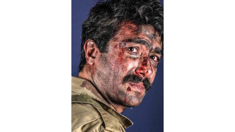 گفتوگو با حسین مهری بازیگر نقش عباس زریباف در فیلم رد خون: فیلمی که به مخاطب احترام گذاشته است