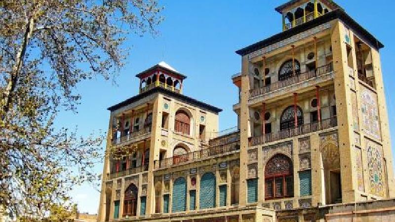تاریخچه شمس العماره در کاخ گلستان تهران + ساعات و روزهای بازدید