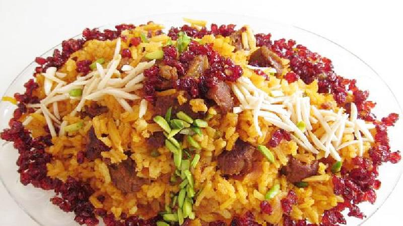 آموزش آشپزی/ دستور پخت کامل قیمه نثار مجلسی ،غذای سنتی قزوین