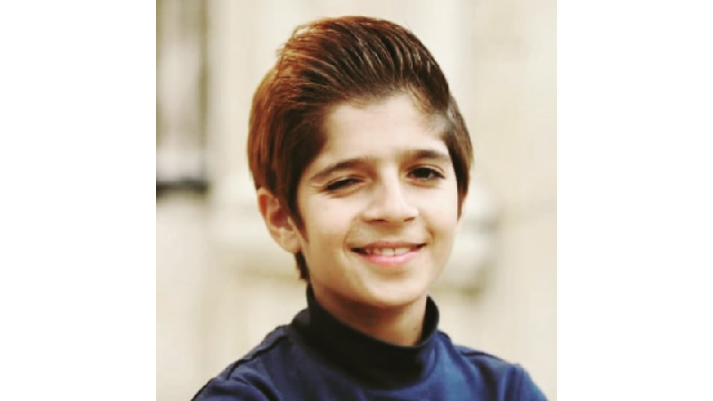 بیوگرافی کامل امیررضا فرامرزی بازیگر نقش کودکی هاشم در سریال از سرنوشت