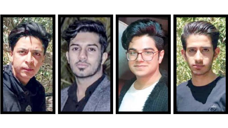 مرگ 4 جوان نخبه هنگام لایو اینستاگرام