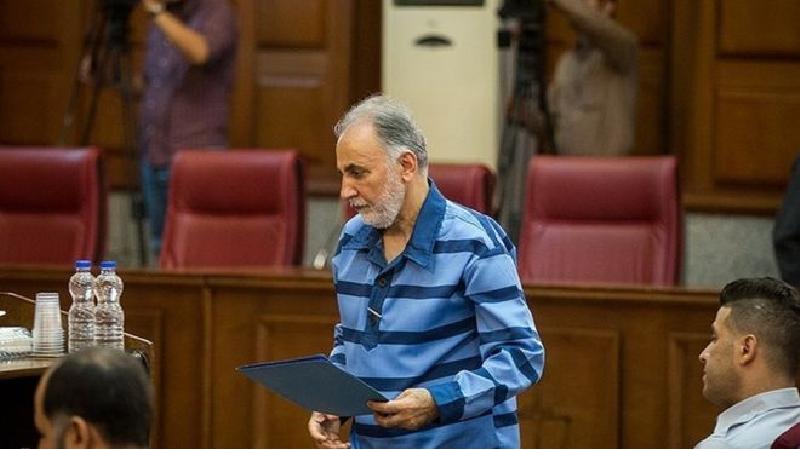 حکم محمد علی نجفی صادر شد