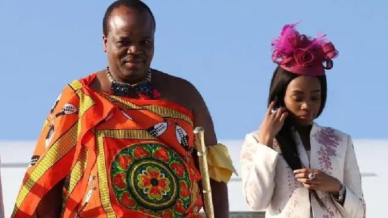 زندگی افسانهای پادشاه آفریقایی و 14 همسرش