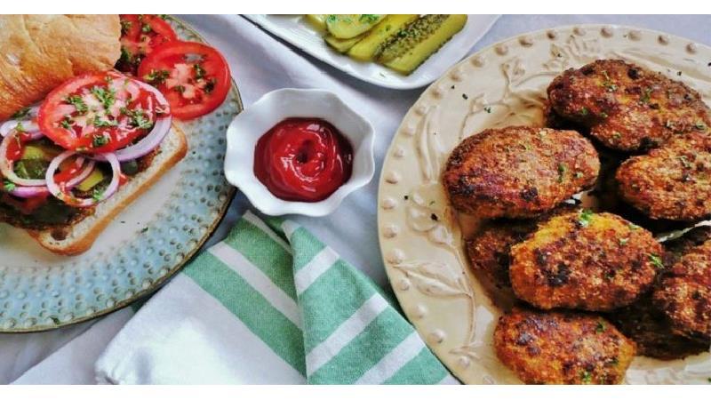 آشپزی آسان ؛دستور پخت کامل کتلت مرغ