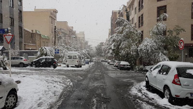 در روزهای برفی در تهران به کجاها برویم