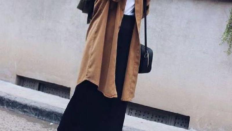 ست پاییزی لباسهای شیک زنانه با دامن