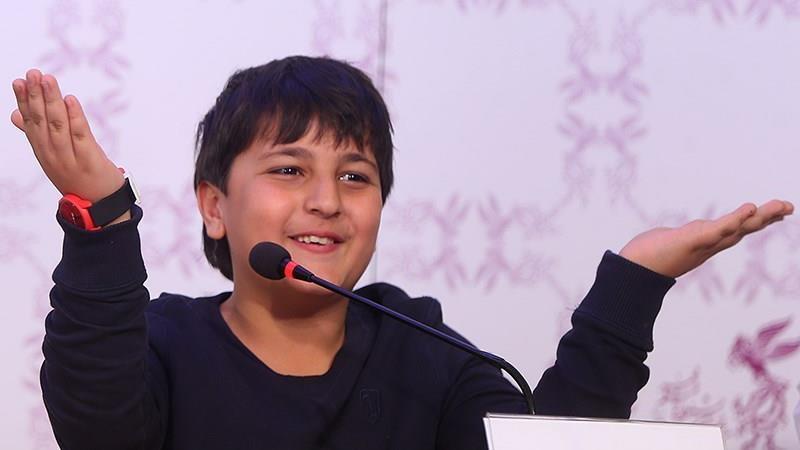 محمدرضا شیرخانلو، بازیگر سریال حکایت های کمال: خودم شبیه به کمال هستم
