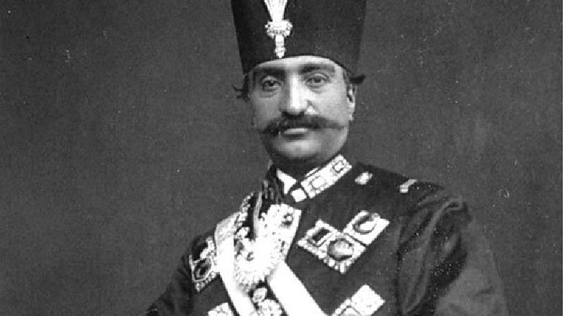 نامههای عاشقانه ناصرالدین شاه به سوگلی اش