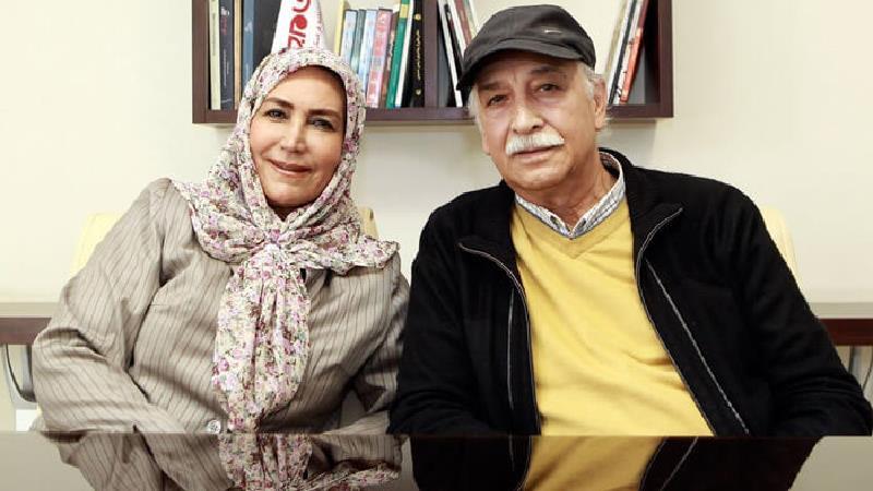 40 سال زندگی عاشقانه این زوج بازیگر؛ محمود پاک نیت و مهوش صبرکن