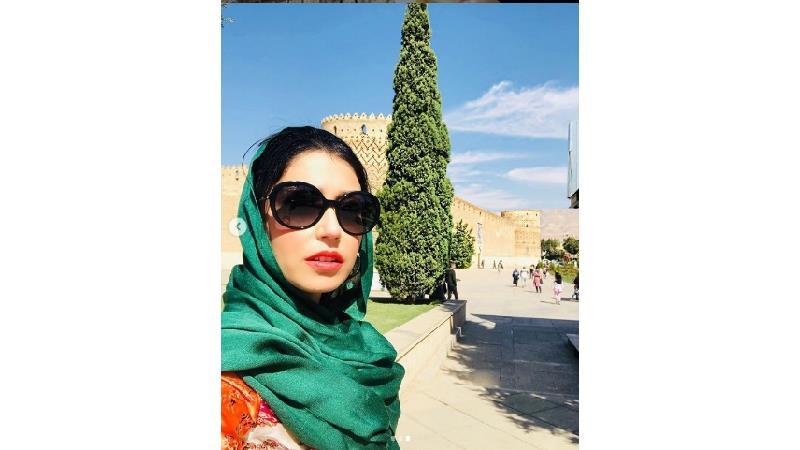 همسر استراماچونی؛ زنی ایتالیایی که شیفته ایران شد