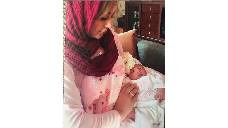 عکس و دلنوشته مادرانه یکتا ناصر به مناسبت تولد دخترش