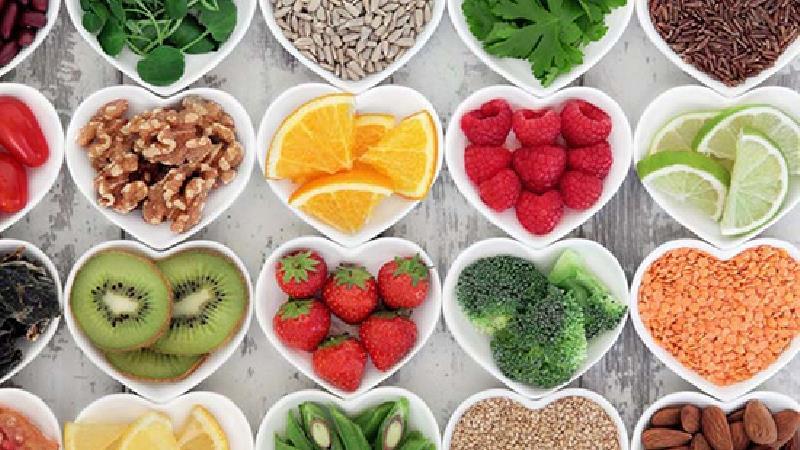 خوراکیهای مفید در شرایط آلودگی هوا